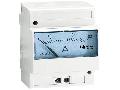 Ampermetru Analogic Modular Fara Scala Amp - 0 - 2000 A