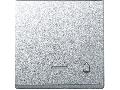 Clapeta Cu Fereastra Indicator Si Cu Simbol Clopot, Aluminiu, Sistem M