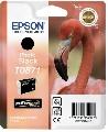 Epson - Cartus cerneala T0871 (Photo Negru)