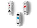 Termostat de panou (industrial) - 1 contact, 10 A, Standard, (0...+60)°C, Termostat - Montare pe șina 35 mm (EN 60715), ND (contact normal deschis)