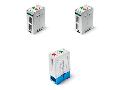Bistable relay - cu soclu tipul 90.21, Versiune Plugin, 24 V, C.C.