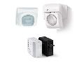 Senzor de miscare (crepuscular) - 120...230 V, Contact la potentialul alimentarii, C.A. (50/60Hz), 1 contact, 10 A, Standard, Instal?tii de interior - montare pe perete
