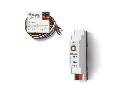 KNX\s accessories - 2 IN- 2 OUT module, C.C., 30 V