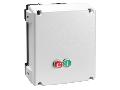 Demaror pornire directa, in carcasa cu releu termic inclus, cu buton start/stop , WITH BF38/BF50/BF65/BF80/BF95 CONTACTOR, 50A MAX (22KW AT 400V), IP65. CONTACTOR bobina tensiune 230VAC 50/60HZ