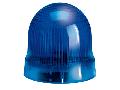 BLINKING OR STEADY LIGHT MODULE. Ø62MM. BA15D FITTING, BLUE, 24…230VAC