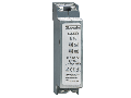 SURGE PROTECTION DEVICE TYPE C2-D1 FOR LINE ETHERNET CAT. 6 - POWER OVER ETHERNET (POE), RATED DISCHARGE CURRENT IN (8/20?s) 10kA