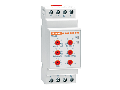 CURRENT MONITORING RELAY FOR SINGLE-PHASE SYSTEM, AC/DC MINIMUM OR MAXIMUM CURRENT CONTROL, 5A OR 16A