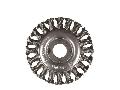 Perie disc cu fire din otel rasucite HITACHI 178 x 0,5 mm
