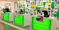 Mobilier farmacie Green