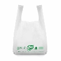 Sacose biodegradabile simple, 36x40 cm., 3 kg., 50 buc./set
