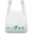 Sacose biodegradabile simple, 53x60 cm., 8 kg., 50 buc./set