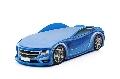 Pat masina tineret MyKids UNO Mercedes Albastru