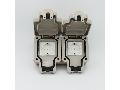 Priza schuko dubla aparenta etansa IP66
