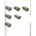 Caramida din beton  brick