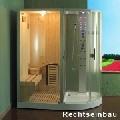 Cabina dus hidromasaj sauna model  B 901