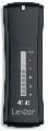 Lexar - JumpDrive Secure II 4GB (Negru)