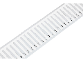 Marker card; for Smart Printer; for use in nozzles; Length: 12 mm; white
