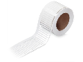 Marker card; for TP printers; for use in nozzles; Length: 23 mm; white