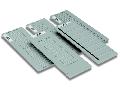 Mount; for plotter; Carrier plate for Mller: XB M22-XST; light gray