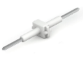 Board-to-Board Link; Pin spacing 6 mm; 1-pole; Length: 30 mm; white