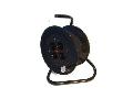 Tambur pastic pentru prelungitor tip Derulator - 4 prize - pentru cablu 3x2.5- maxim 50ml