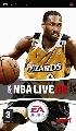 Electronic Arts - NBA Live 08 (PSP)
