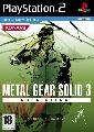 KONAMI - Metal Gear Solid 3: Subsistence (PS2)
