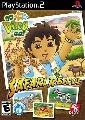 2K Games - Go, Diego, Go!: Safari Rescue (PS2)
