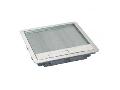 Cadru  Pardoseala Standard 3x8M, Sup.Orizontal, capac Inox