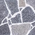 Gratar Gradina Mic - Placat cu piatra poligonala Kavala
