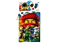 Lenjerie de pat LEGO Ninjago (LEG-895)