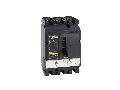 circuit breaker Compact NSX100B, 25 kA at 415 VAC, TMD trip unit 80 A, 3 poles 2d
