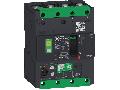 Intreruptor Compact Nsxm Micrologic Vigi 4.1 160A 4P 50Ka, Papuc/Bara Colectoare