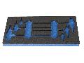 Modul de plastic pentu chei in T cu cap de surubelnita 188mm, 364mm, 30mm, 49g