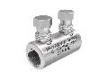 Mufa medie tensiune MSCL50 Al\\/Cu 10-50mm 12kV 2x Surub aluminiu SB cable connector