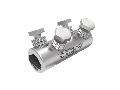Mufa medie tensiune MSCL300 Al\\/Cu 150-300mm² 12kV 4x Surub aluminiu SB cable connector