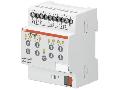 Actuator bloc 4 relee  comanda jaluzele/motoare KNX