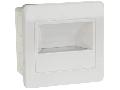 Spot de iluminat trepte cu senzor, pentru  interior DIAMOND /079-026-0002 Alb