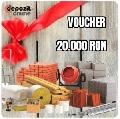 VOUCHER 20000 RON