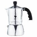 Espressor pentru aragaz Bialetti, capacitate 3 cupe, Seria Fiammetta, silver