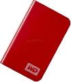Western Digital - HDD Extern My Passport Essential, Real Red, 250GB, USB 2.0