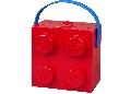 LEGO Cutie pentru sandwich 2x2 ro?ie