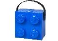 LEGO Cutie pentru sandwich 2x2 albastr?
