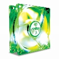 Antec - Ventilator TriCool 80mm cu LED verde
