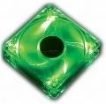 Akasa - Ventilator Bright Green 120mm
