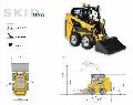 Miniexcavatoare, miniincarcatoare skid CAMS - Italia