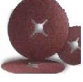 Disc fibra vulcanica Hermes 115mm 125 mm 180 mm