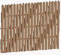 Gard de lemn