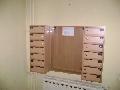 cutii postale 14 apartamente