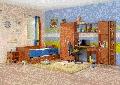 Mobila camera copii SWING DODO